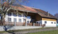 Rénovation d'une ferme vaudoise à Lausanne Montpreveyres