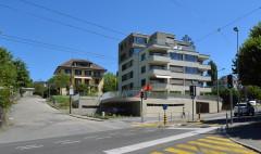 Promotion à vendre 10 appartements PPE de haut standing et vue Lac à Pully Domicim