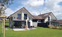 En Concanet Villas familiales dans Quartier résidentiel et villageois Lussy-sur-Morges SD Construction