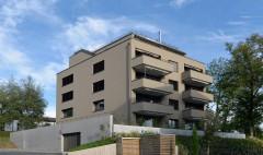 Construction d'un immeuble locatif au standard PPE à Lausanne par SD Construction