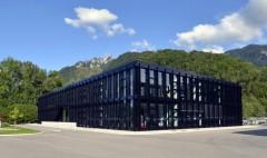 Site de production Morand Enney Construction métallique serrurerie