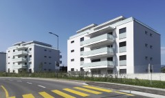 Immeuble PPE Iris Bleu Cossonay SD Construction